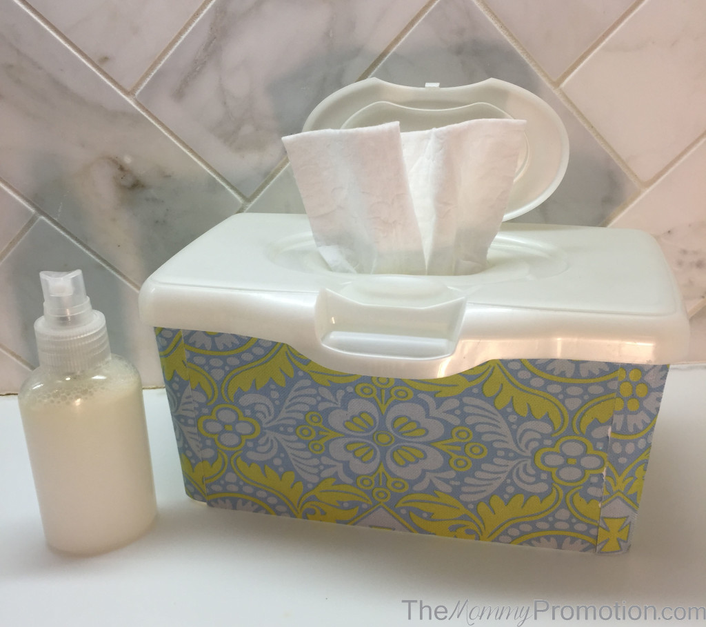 How to Make Homemade All-Natural Baby Wipes - The Mommy Promotion