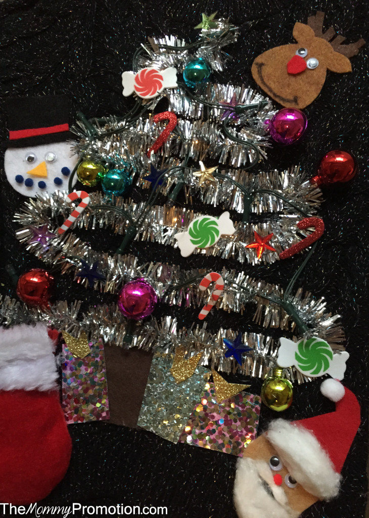 Ugly Christmas Sweater_Baby and Kids_Christmas Tree_DIY_Stocking_The Mommy Promotion