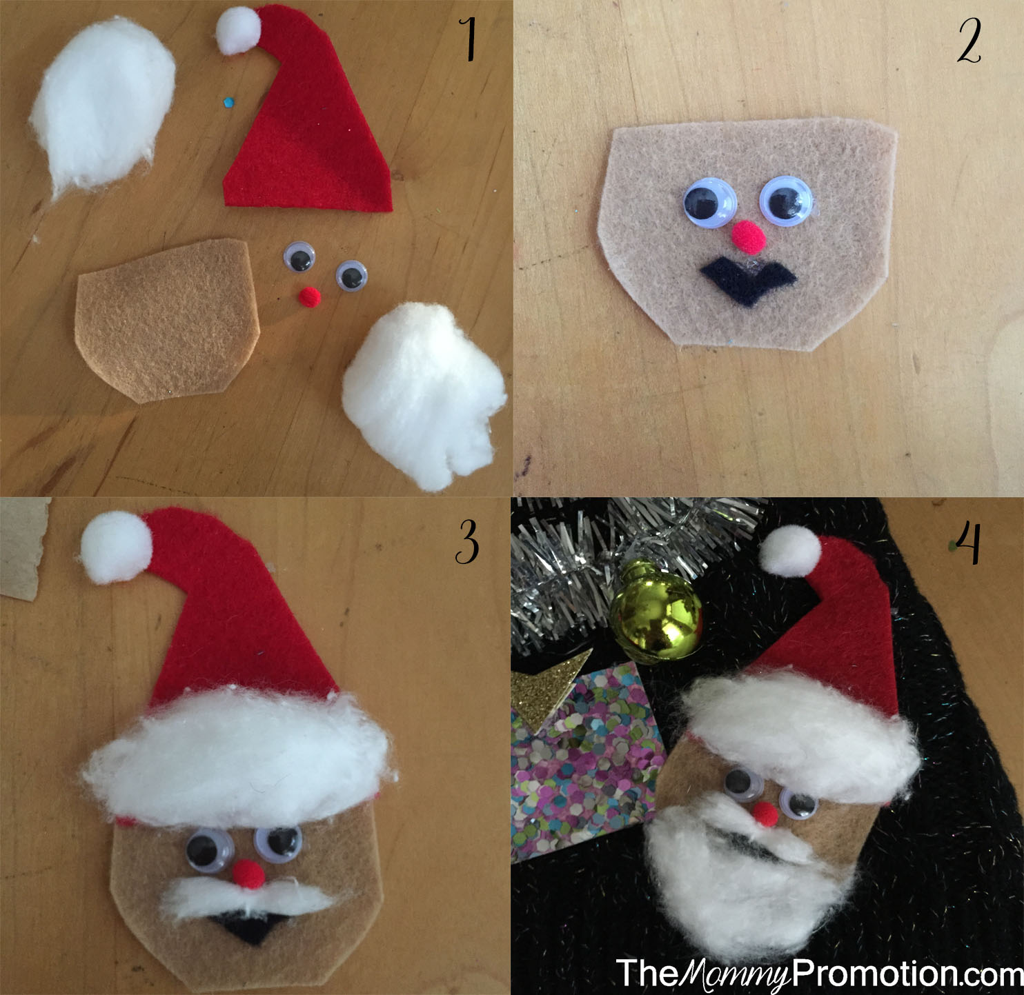DIY Ugly (Cute) Christmas Sweater – for Kids! – The Mommy Promotion
