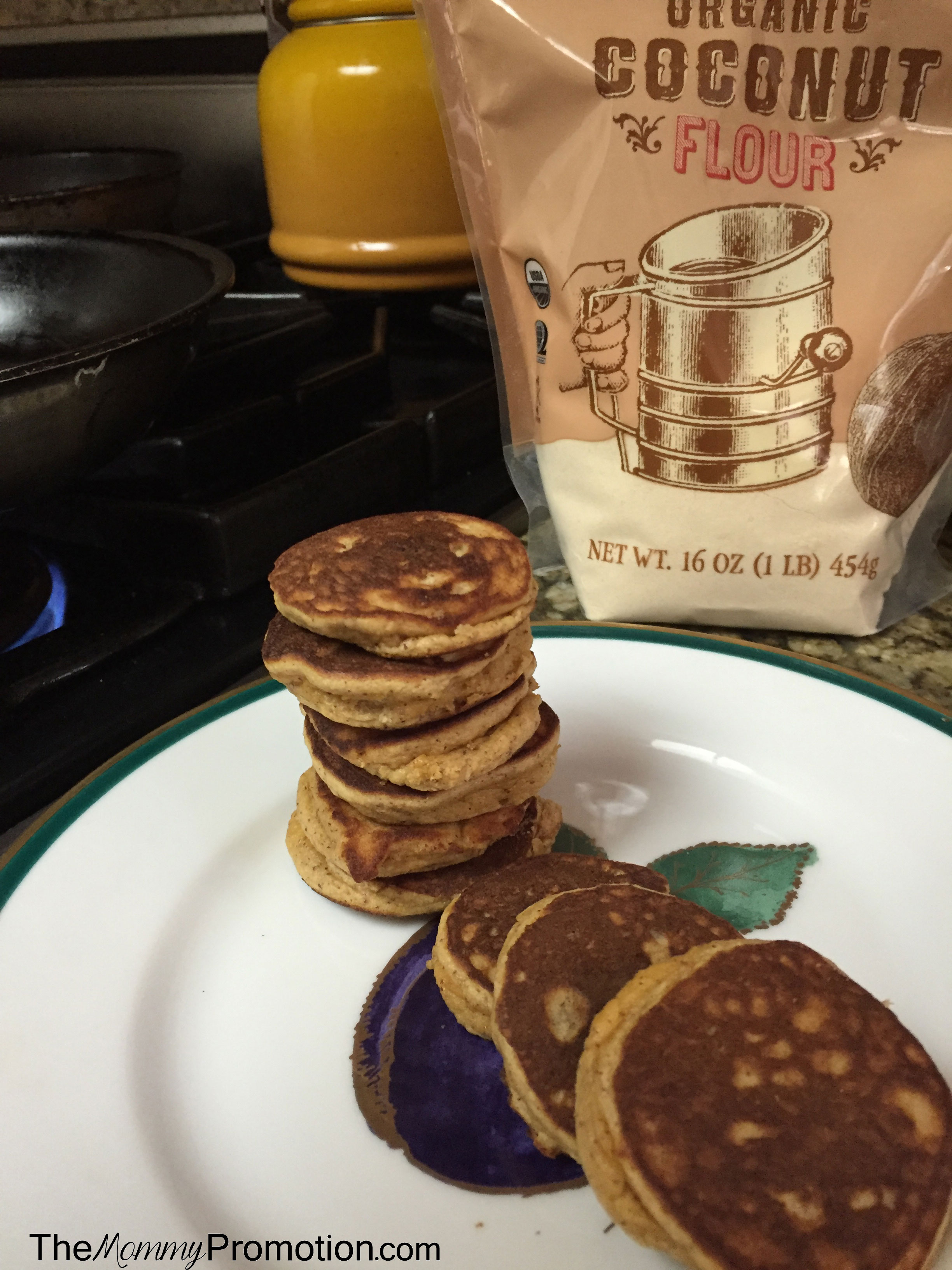 Coconut-Flour-Almond-Butter-Paleo-Organic-Baby-Pancakes_Recipes_-Baby-and-Kids_-The-Mommy-Promotion